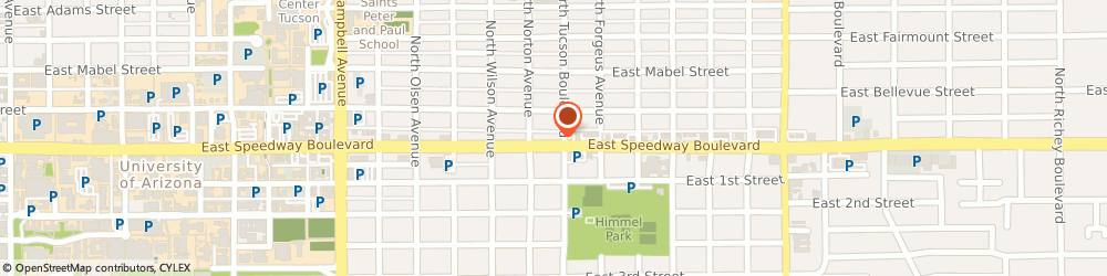 Route/map/directions to Superior Insurance Group Llc, 85719 Tucson, 2455 E Speedway Blvd Ste 202