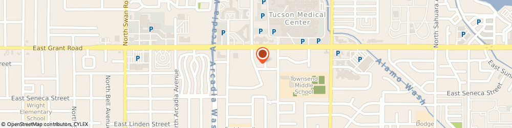 Route/map/directions to Allergy Asthma Associates, P.C., 85712 Tucson, 2320 N Wyatt Dr