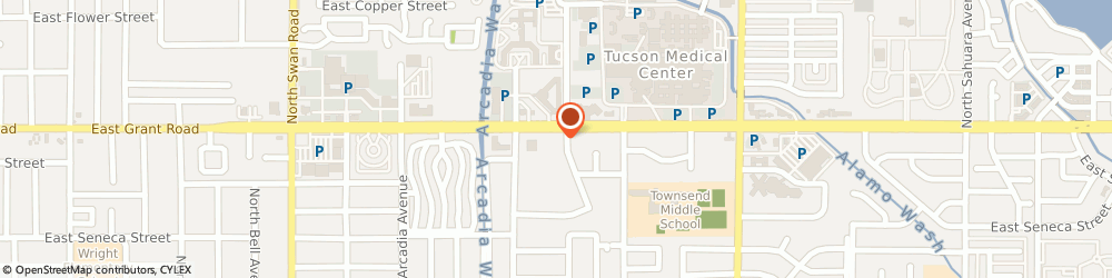 Route/map/directions to Mountain View Dermatology LTD, 85712 Tucson, 2375 N Wyatt Dr, Ste 109