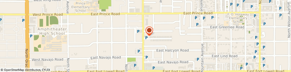 Route/map/directions to Etna Insurance Agency Incorporated, 85719 Tucson, 3430 NORTH 1ST AVENUE SUITE 2