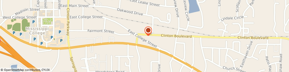 Route/map/directions to Nationwide Insurance: Denise Sullivan Clement Agency, 39056 Clinton, 100 Clinton Blvd
