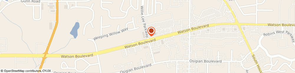 Route/map/directions to AlphaMed Urgent Care and Med Stop, 31088 Warner Robins, 113 Willie Lee Pkwy