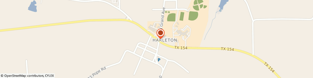 Route/map/directions to U S Post Office - Harleton, 75651 Harleton, 17017 STATE HIGHWAY 154