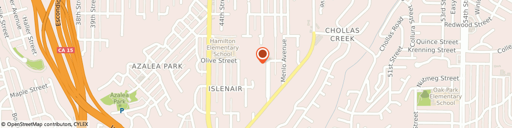 Route/map/directions to CITIBANK ATM, 92105 San Diego, 4029 43Rd St Ste 700