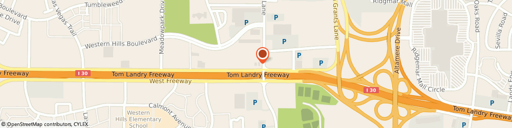 Route/map/directions to 7-Eleven, 76108 Fort Worth, 2026 Cherry Lane