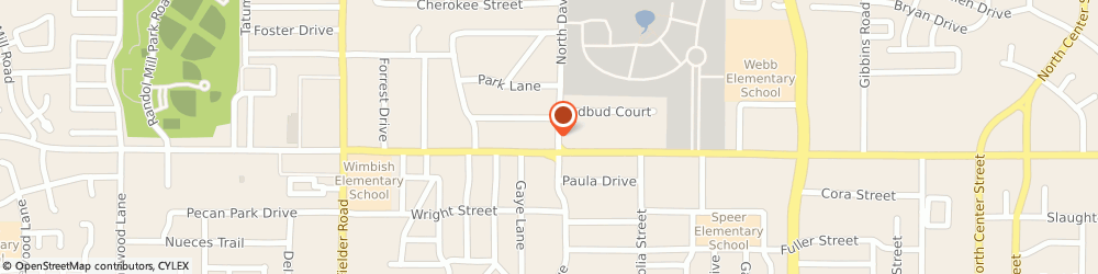 Route/map/directions to Citibank ATM, 76012 Arlington, 1201 W Randol Mill Rd