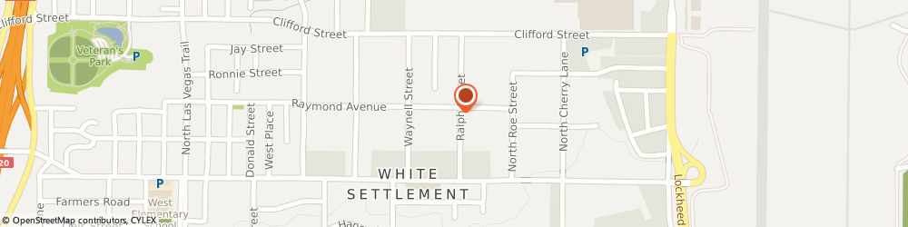 Route/map/directions to First Assembly Of God Of White Settlement, 76108 Fort Worth, 209 RALPH STREET