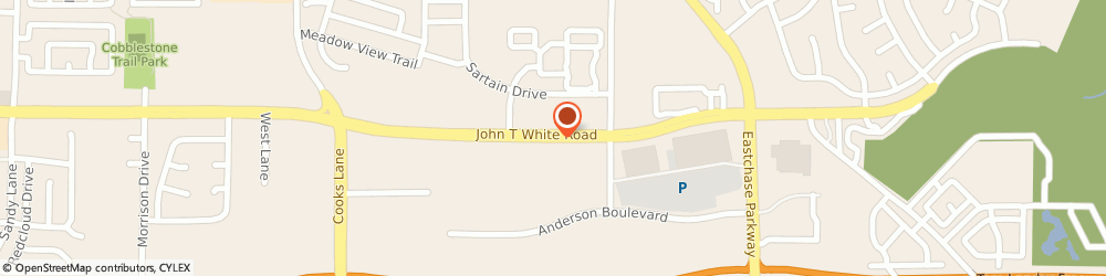 Route/map/directions to Nana's Kitchen, 76120 Fort Worth, 7403 John T White Rd