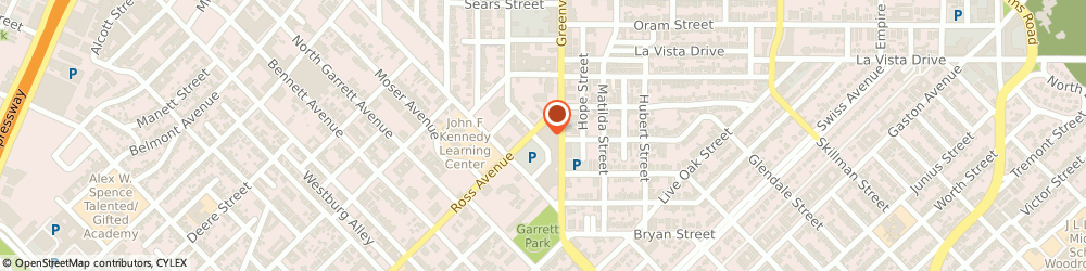 Route/map/directions to DTLR, 75206 Dallas, 5334 A-Ross Ave