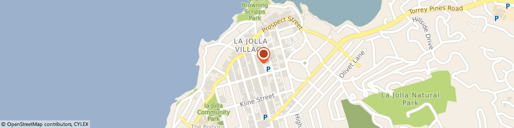 Route/map/directions to Banana Republic LA JOLLA, 92037 La Jolla, 7841 Girard Avenue