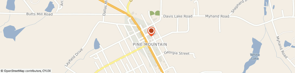 Route/map/directions to Wells Fargo Bank, 31822 Pine Mountain, 102 Broad St