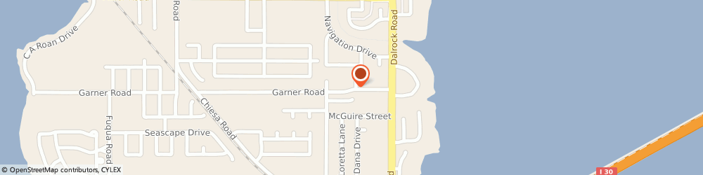 Route/map/directions to Church Of Jesus Christ Of Latter Day Saints, 75088 Rowlett, 8201 GARNER ROAD