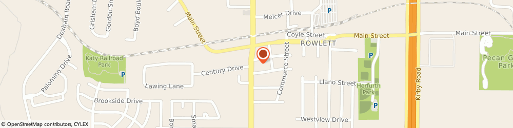Route/map/directions to Heritage Church of Christ, 75088 Rowlett, 4514 Rowlett Road