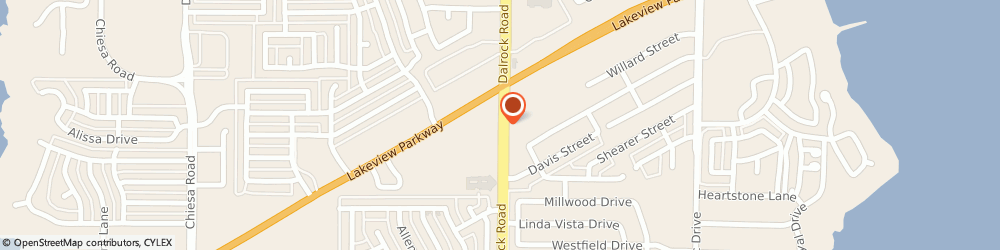 Route/map/directions to VALVOLINE Rowlett, 75088 Rowlett, 6200 Dalrock Rd