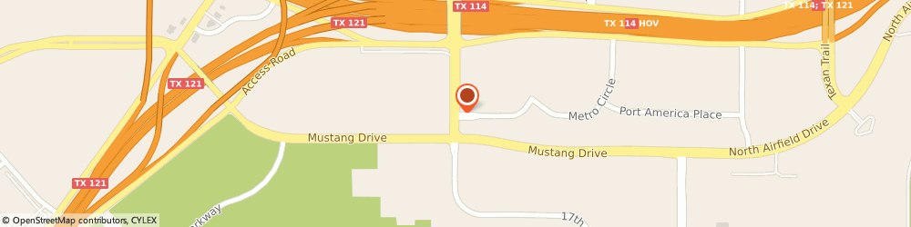 Route/map/directions to Junkyard Glam, 76051 Grapevine, 337 S. Main street