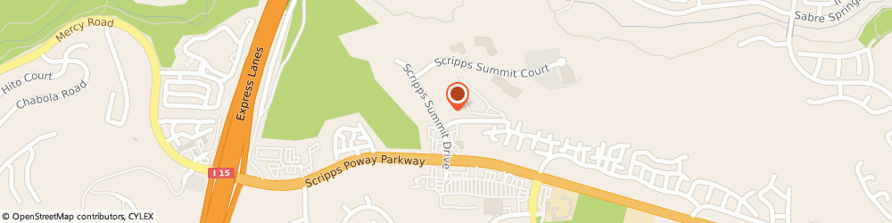 Route/map/directions to STATE FARM Dave Murphy, 92131 San Diego, 12121 Scripps Summit Dr., Suite 100