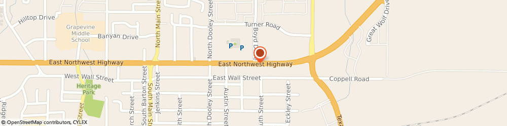 Route/map/directions to Plumbing Grapevine TX Pro, 76051 Grapevine, 457 E Northwest Hwy
