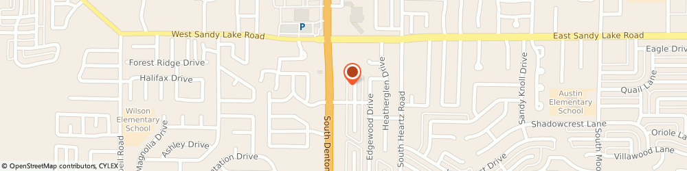 Route/map/directions to Farmers Insurance - Ramon Huerta, 75019 Coppell, 150 S Denton Tap Rd