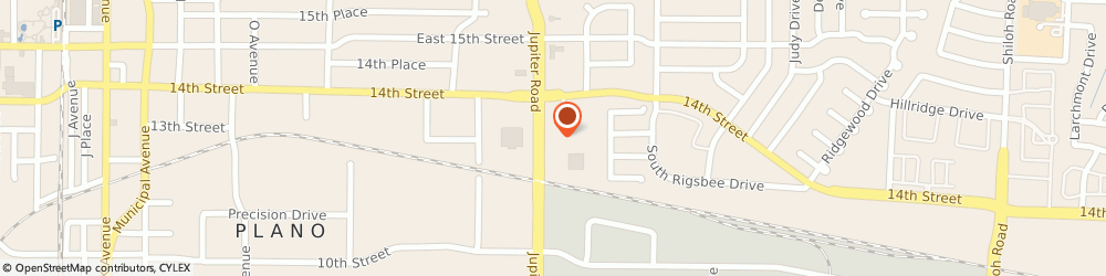 Route/map/directions to Opus Essis Discount Furniture & Mattress, 75074 Plano, 2500 14th St