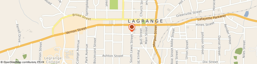 Route/map/directions to Mallory Realty Co Inc, 30240 Lagrange, 300 W Broome St Suite 104