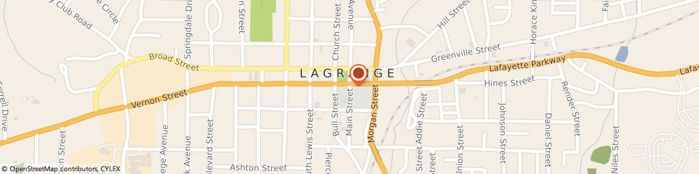 Route/map/directions to Midtown Property Group, 30240 Lagrange, 102 Main St