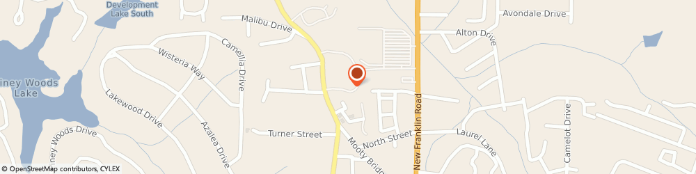 Route/map/directions to Valley Ridge Apartments, 30240 Lagrange, 950 MOOTY BRIDGE RD
