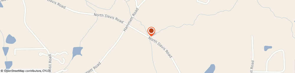 Route/map/directions to Woodland Trail Apartments, 30241 Lagrange, 140 North Davis Road