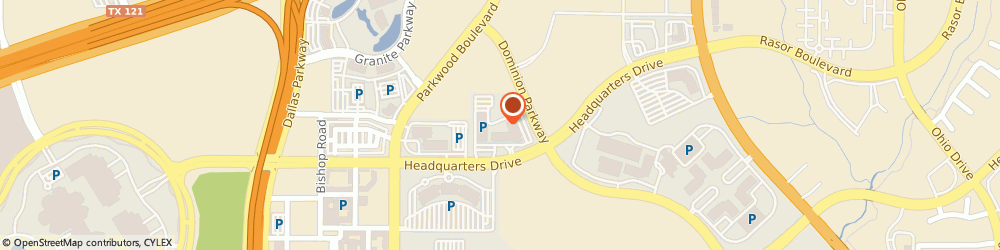 Route/map/directions to Rent a Center Corporate Office, 75024 Plano, 5501 Headquarters Drive
