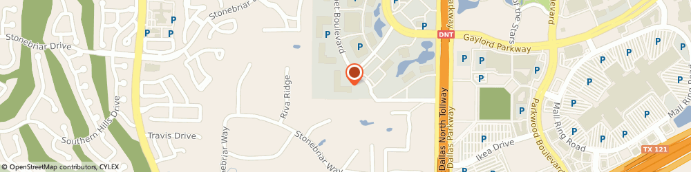 Route/map/directions to Tenet Patient Financial Svc, 75034 Frisco, 2401 INTERNET BLVD # 110
