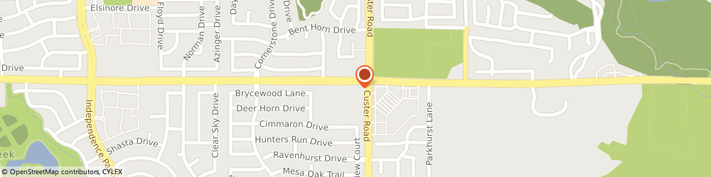 Route/map/directions to Papa John's Pizza, 75025-7016 Plano, 2300 Mcdermott Rd