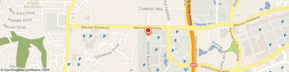 Route/map/directions to Karen Walker Realtor Coldwell Banker Realty, 75033 Frisco, 3211 Internet Blvd