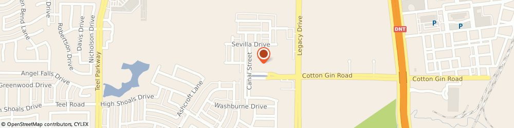 Route/map/directions to ARC Home Healthcare (Frisco), 75034 Frisco, 4220 Cotton Gin Road
