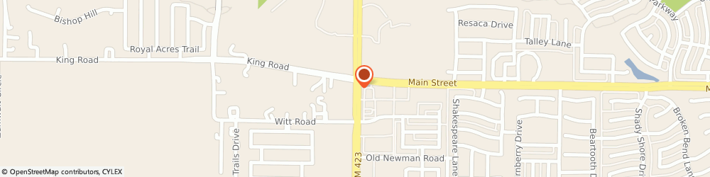 Route/map/directions to Navy Federal Credit Union ATM, 75068 Little Elm, 8999 Fm 423