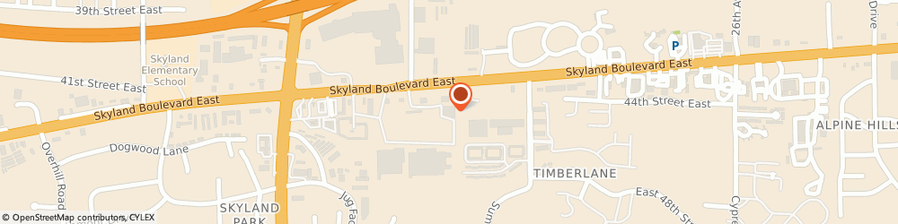 Route/map/directions to Office Depot, 35405 Tuscaloosa, 1515 Skyland Boulevard