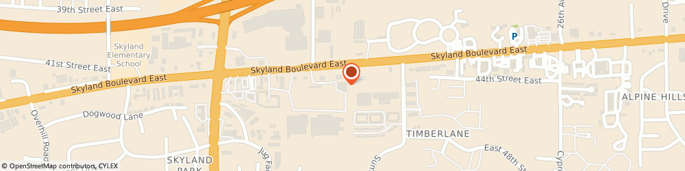 Route/map/directions to Office Depot - Tech Services, 35405 Tuscaloosa, 1515 Skyland Boulevard