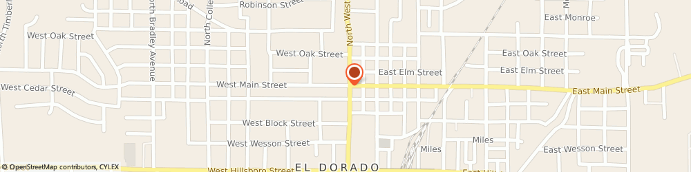 Route/map/directions to Navy Federal Credit Union, 71730 El Dorado, 315 West Main