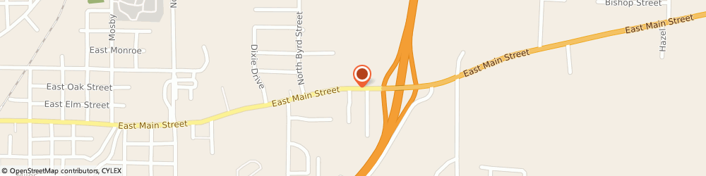 Route/map/directions to Navy Federal Credit Union, 71730 El Dorado, 2400 East Main Street