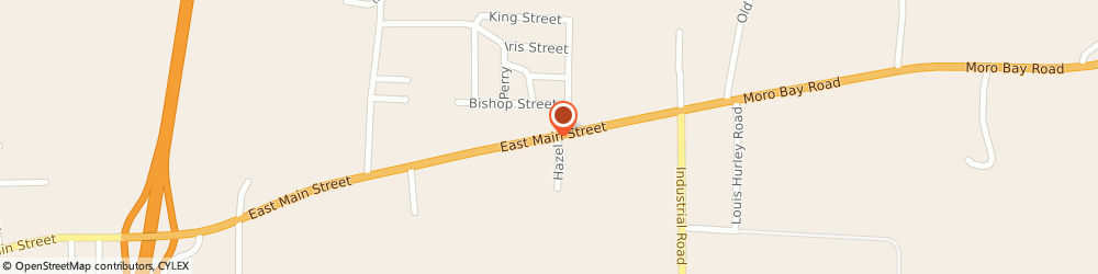 Route/map/directions to South Arkansas Community College - East Campus, 71730 El Dorado, 3696 EAST MAIN STREET