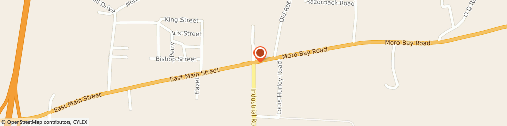 Route/map/directions to Frito Lay Incorporated, 71730 El Dorado, 1401 INDUSTRIAL ROAD