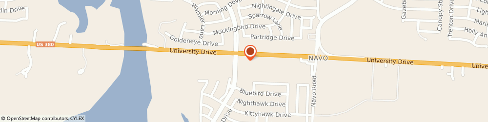 Route/map/directions to Navy Federal Credit Union ATM, 75068 Little Elm, 26730 E Us Hwy 380