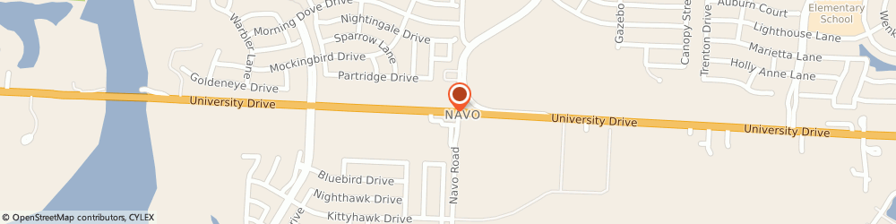 Route/map/directions to Exxon Mobil LITTLE ELM, 75068 Little Elm, 26748 E. Hwy 380 (At Navo Rd.)