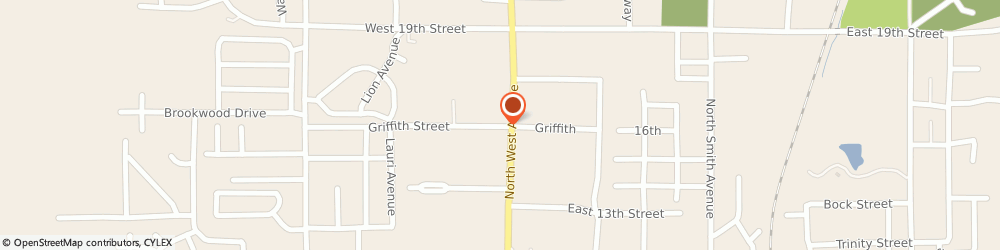 Route/map/directions to Citibank ATM, 71730 El Dorado, 318 Griffith St