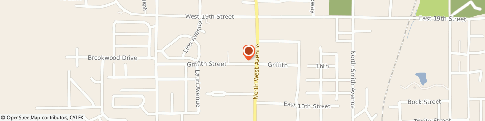 Route/map/directions to Navy Federal Credit Union, 71730 El Dorado, 318 Griffith St