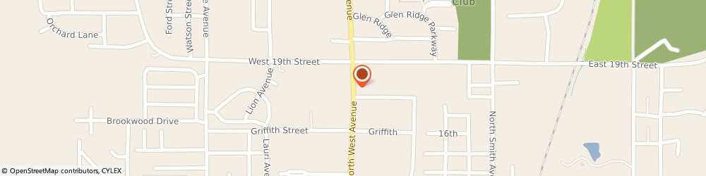 Route/map/directions to Atm Great Western Bank, 71730 El Dorado, 2421 Northwest Ave