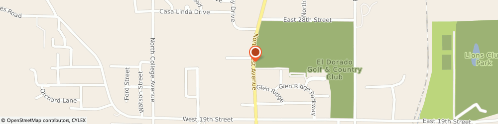 Route/map/directions to Citibank ATM, 71730 El Dorado, 2720 N West Ave