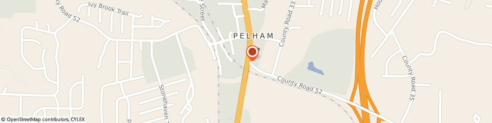 Route/map/directions to First United Methodist Church Of Pelham, 35124 Pelham, 3190  PARKWAY