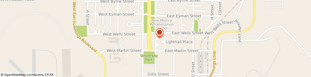 Route/map/directions to Boys & Girls Clubs of America ROSWELL, 88203 Roswell, 67 Gail Harris Road, Bldg. 524