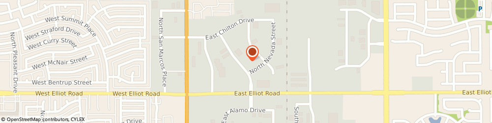 Route/map/directions to Entech Medical, 85225 Chandler, 3175 N Colorado St