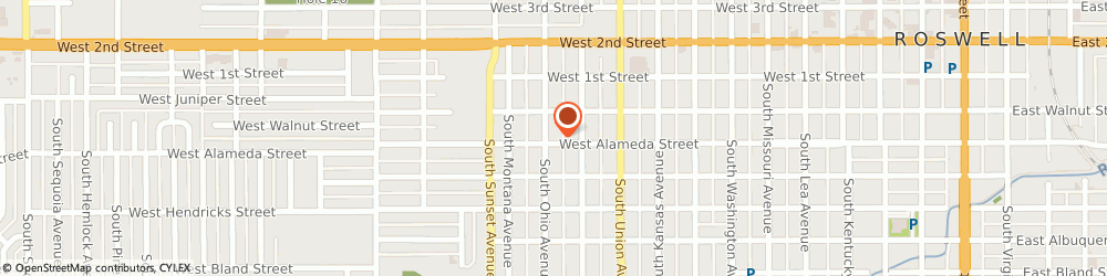Route/map/directions to DR. COOL HEATING AND COOLING, 88203 Roswell, 211 S. Ohio Avenue