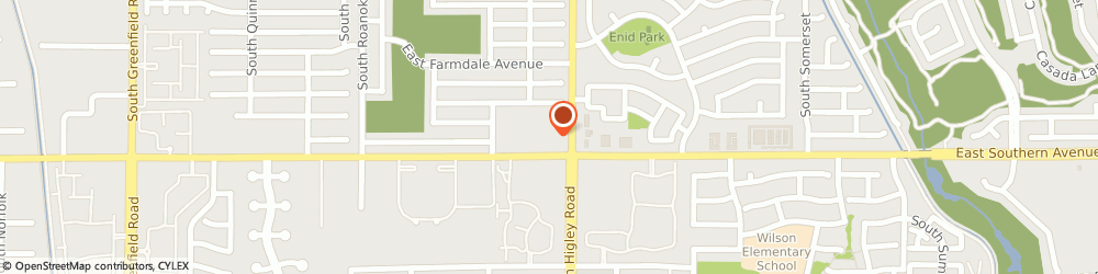 Route/map/directions to Walgreen Drug Stores - Mesa Stores, Store Information, 85206 Mesa, 1138 S. Higley